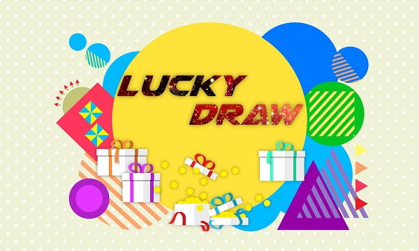 LUCKY VOUCHER DRAW