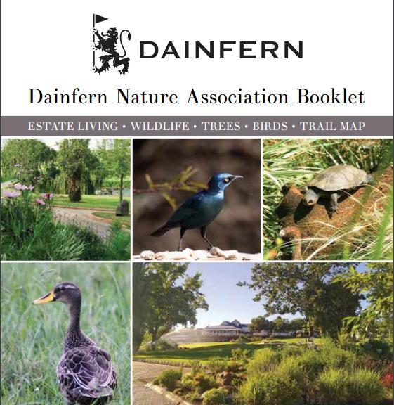 Dainfern Nature Association Booklet