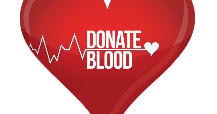 SLA: BLOOD DONATIONS