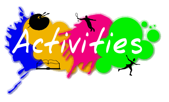 ACTIVITY PROVIDERS CONTACT DETAILS