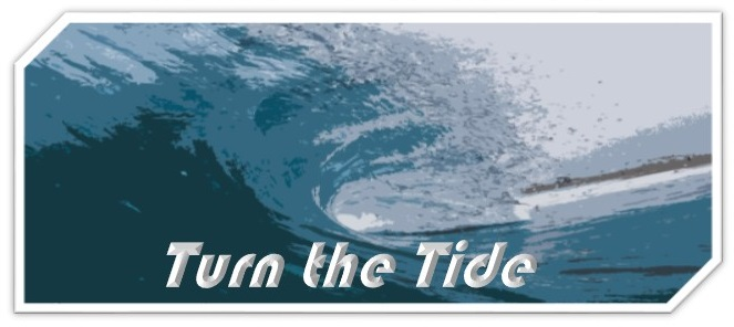 TURN THE TIDE: 10 OCTOBER 2017