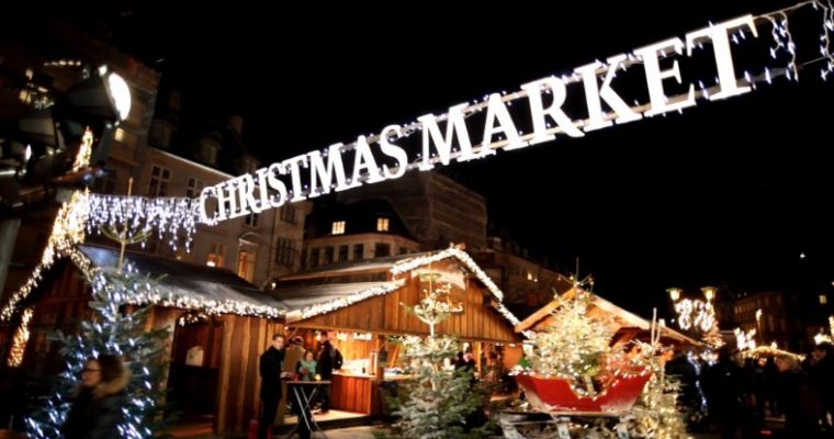 CHRISTMAS MARKET: 3 DECEMBER 2017