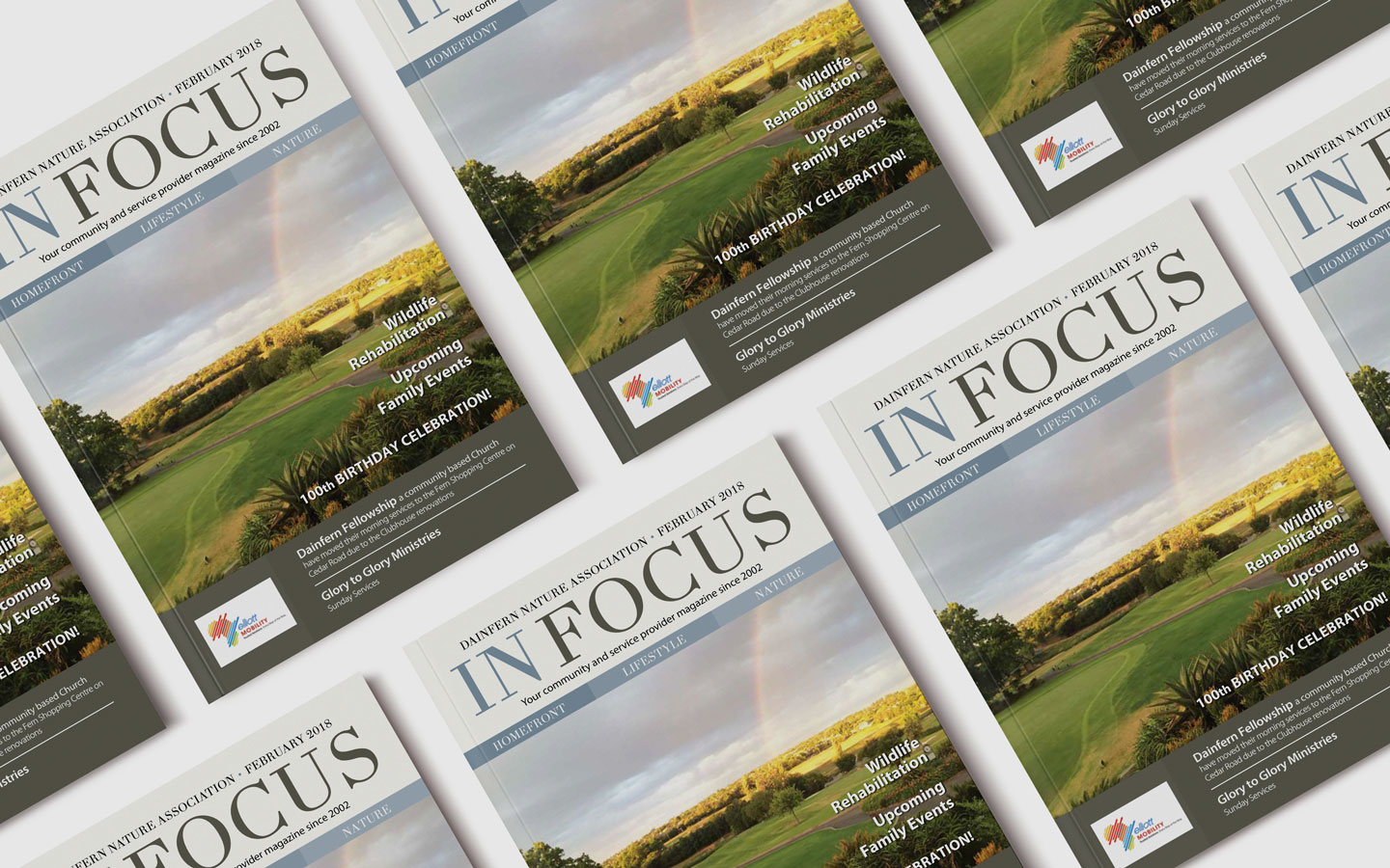 Infocus your community magazine – Dainfern Nature Association February 2018