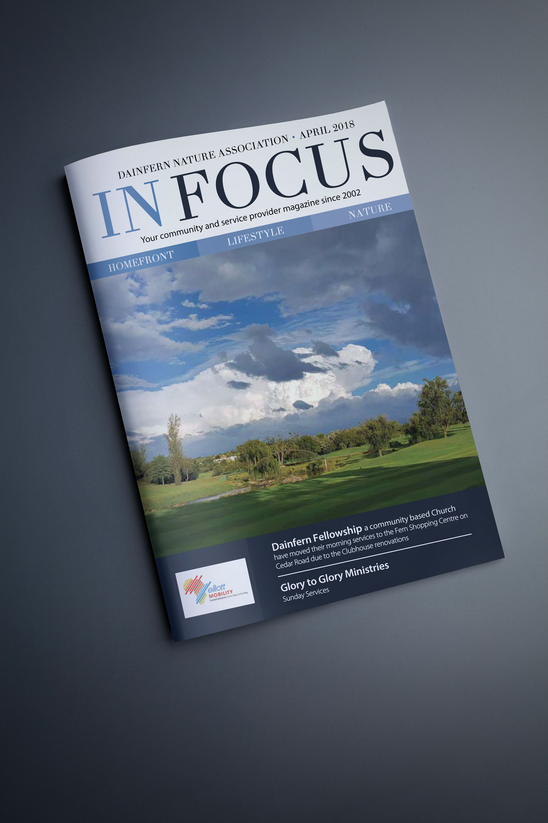 Infocus your community magazine – Dainfern Nature Association April 2018