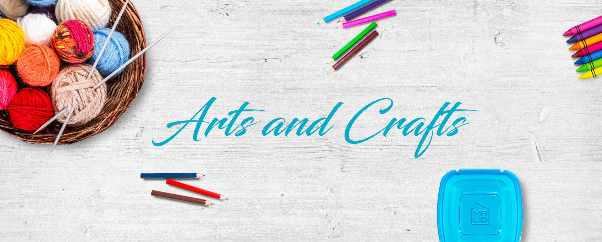 ARTS AND CRAFTS HOLIDAY CLUB: 25 APRIL 2018