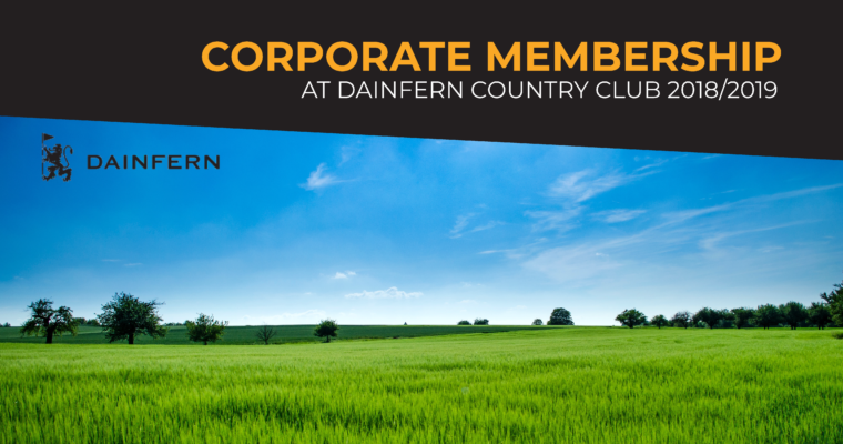 Does Your Company Need a Corporate Golf Membership?