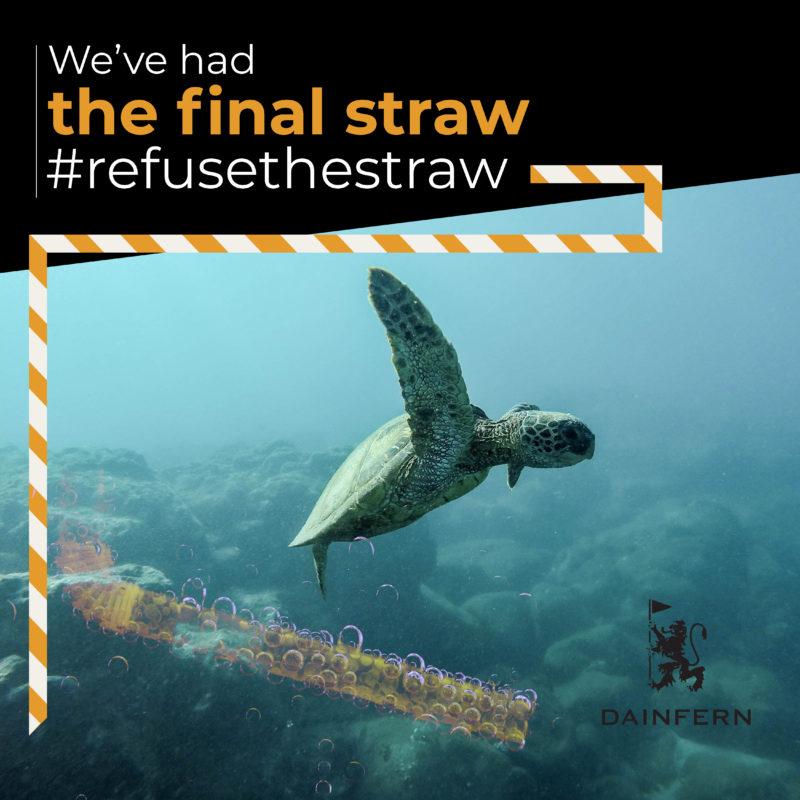 Plastic Straws Suck: Dainfern Refuses the Straw