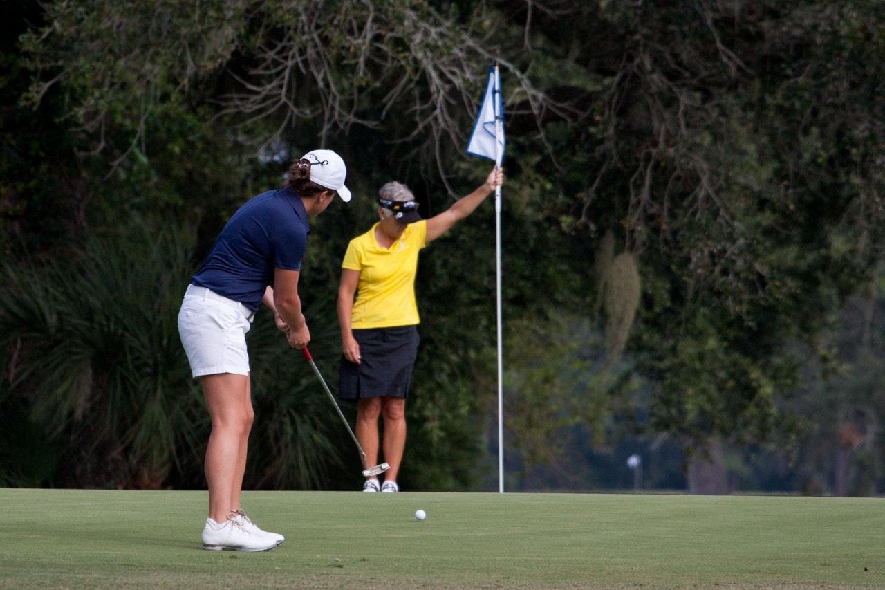 The Evolution of Women's Golf